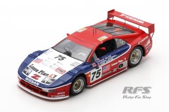 Nissan 300 ZX - 24h Le Mans 1994  # 75Steve Millen / Johnny O'Connell / John Morton