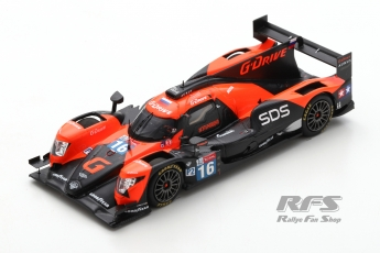 Aurus 01 Gibson - 24h Le Mans 2020Ryan Cullen / Oliver Jarvis / Nick Tandy  -  # 16