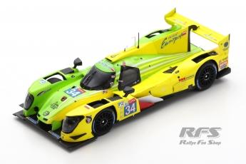 Ligier JS P217 Gibson - 24h Le Mans 2020Binder / Isaakyan / Smiechowski  -  # 34