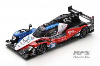 Oreca 07 Gibson - 24h Le Mans 2020  # 39James Allen / Vincent Capillaire / Charles Milesi