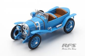 Chenard Walcker Sport - Winner 24h Le Mans 1923Andre Lagache / Rene Leonard  -  # 9