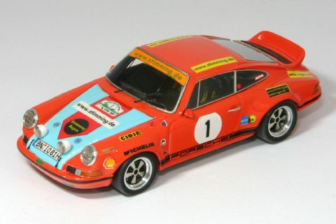 Copyright2004 Scale Auto Racing on Fanshop   Porsche 911 W R  Hrl Heger 1 43   Scala 43 4314