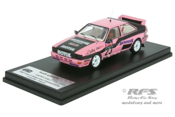 Audi Quattro - Cathy Caly  # 23Rallycross Frankreich - Luneville 19871:43 - Trofeu GrB 05
