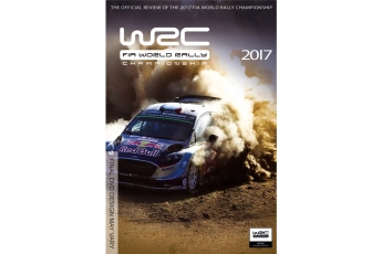 WRC<br />FIA World Rally Championship Review 2017<br />DVD - Duke 4997