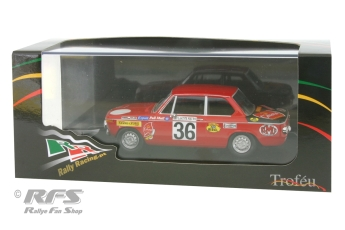 BMW 2002 ti - Rally Ypres 1971<br />Pedro / Jimmy  -  # 36<br />1:43 - Trofeu RRbe11