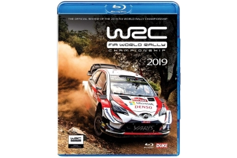 WRC - FIA World Rally Championship Review 2019<br />Blu-Ray - Duke 4986BR<br />Blu-Ray - Duke 4986BR