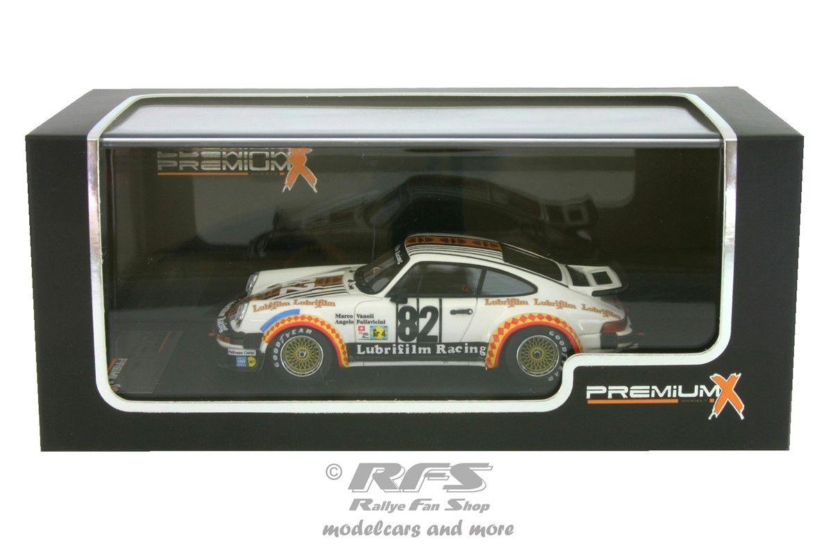 Porsche 934 24h le mans 1979 lubrifilm racing Müller 1:43 premium x pr 414