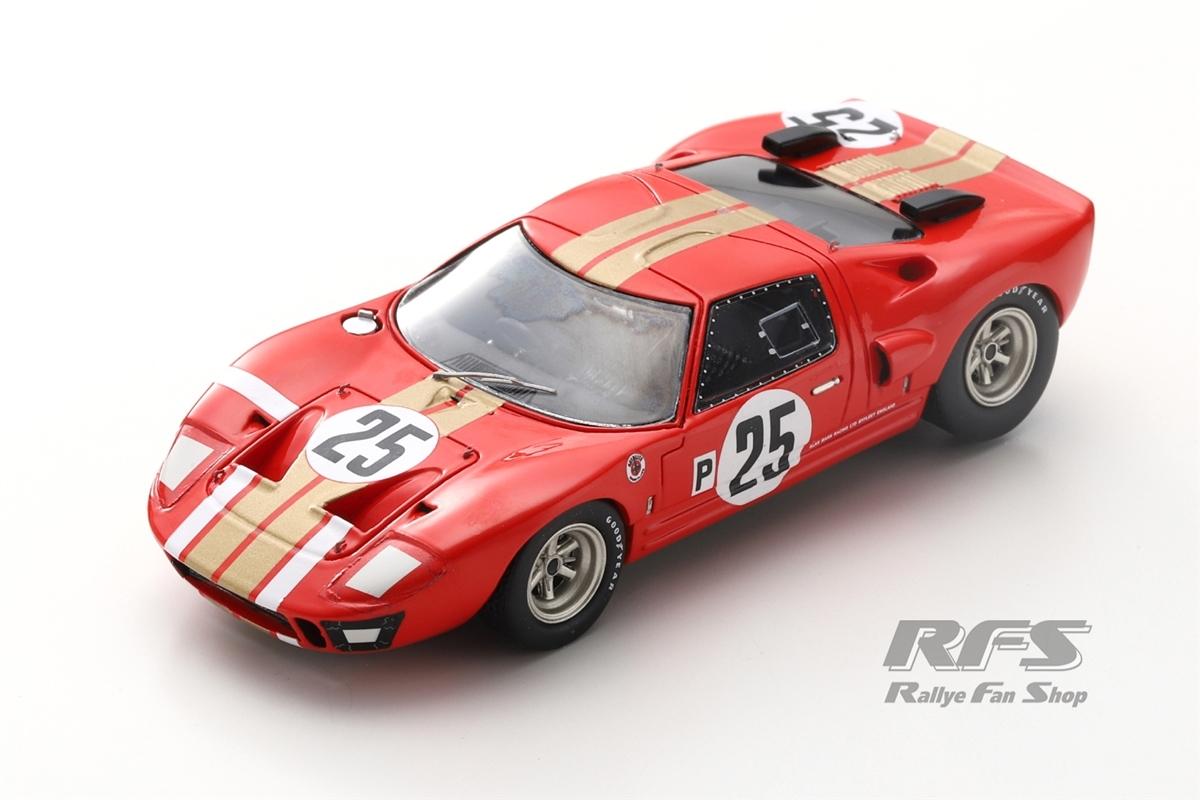 Ford GT 40 - 12h Sebring 1966John Whitmore / Frank Gardner  -  # 251:43 - Spark 2773