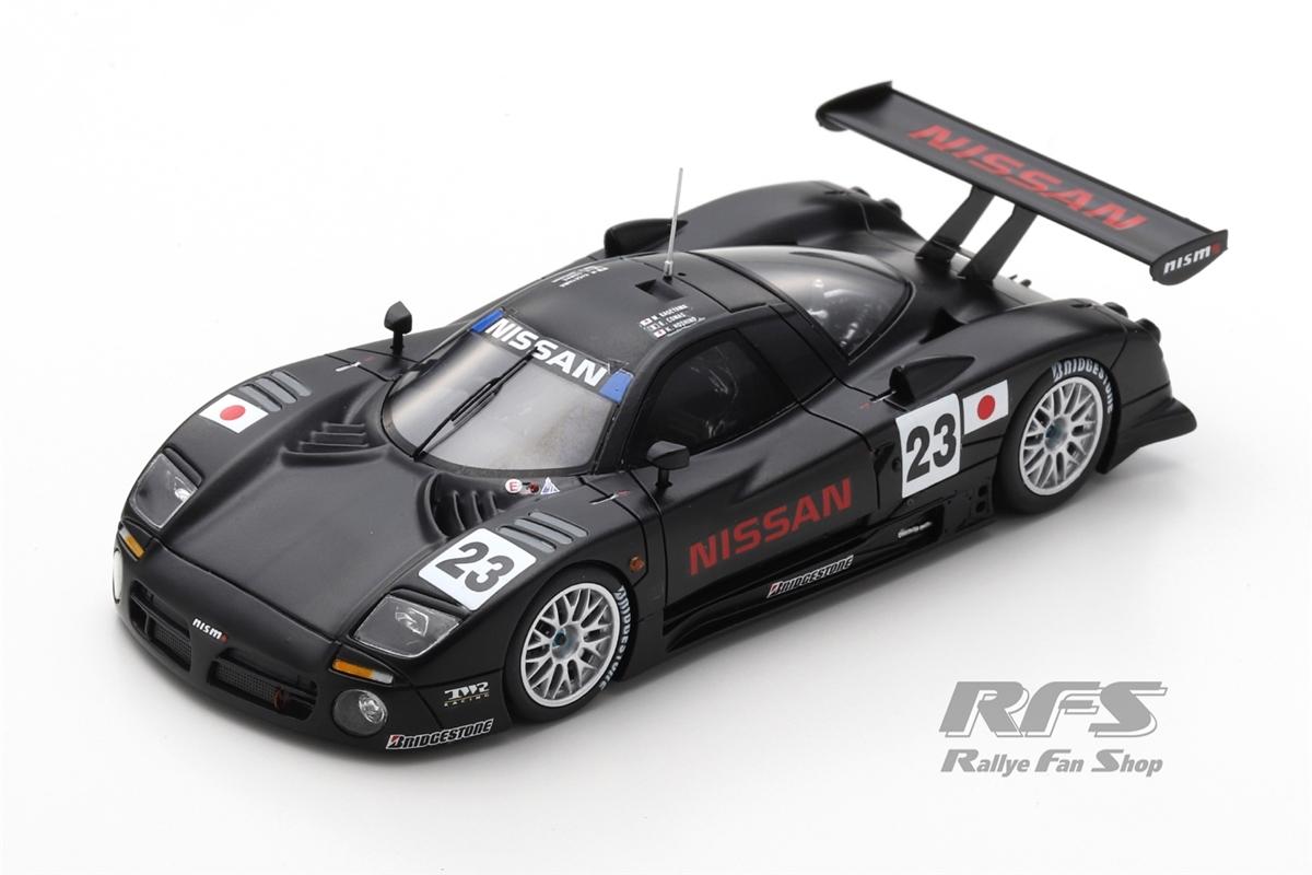 Nissan R390 GT1 - Qualifikation 24h Le Mans 1997Hoshino / Comas / Kageyama  -  # 231:43 - Spark 3575