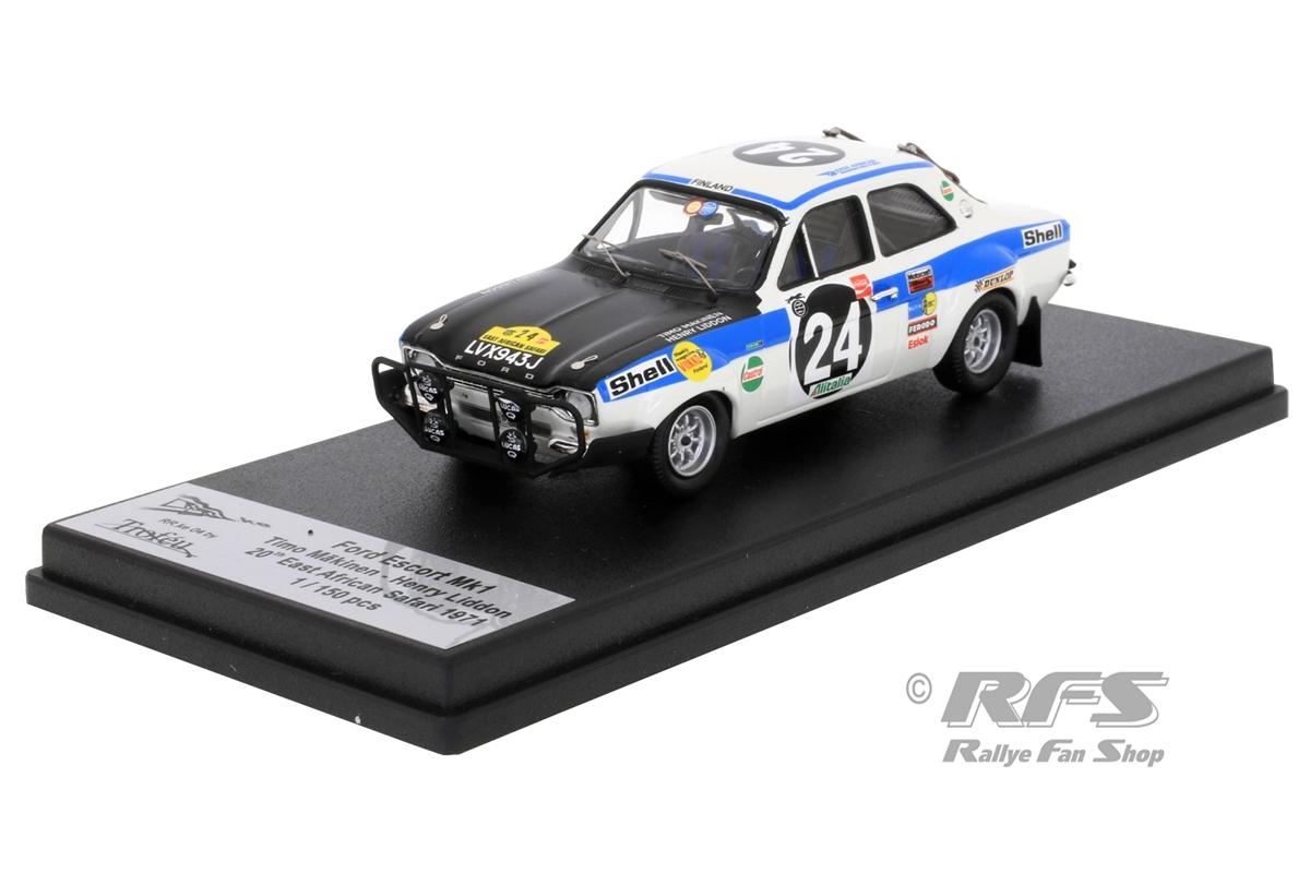 Ford Escort MKI Twin Cam - Safari Rallye 1971Timo Mäkinen / Henry Liddon  -  # 241:43 - Trofeu RRke04