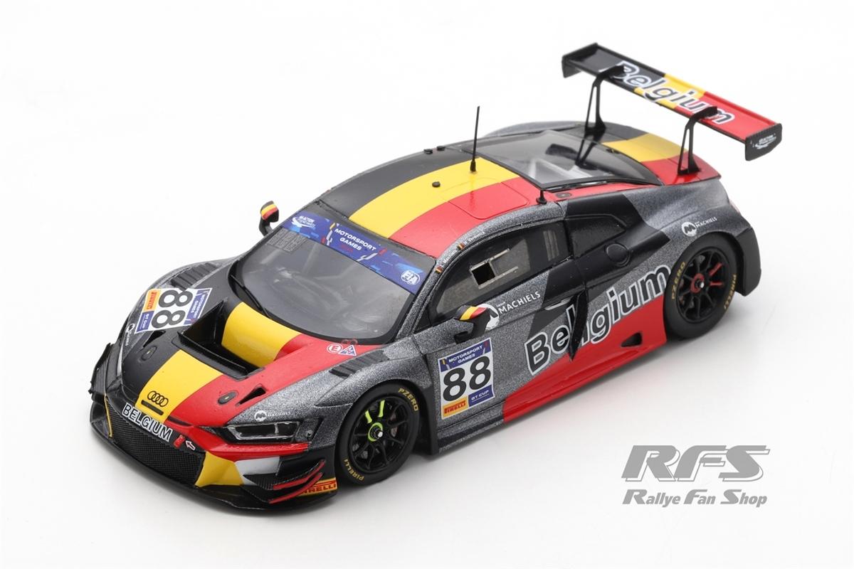 Audi R8 LMS Evo - Attempto Racing Team BelgienFIA Motorsport Games Cup Vallelunga 2019  # 881:43 - Spark 6314