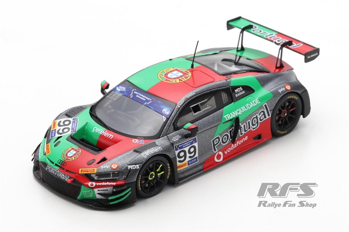 Audi R8 LMS - Attempto Racing Team PortugalFIA Motorsport Games Cup Vallelunga 2019  # 991:43 - Spark 6315