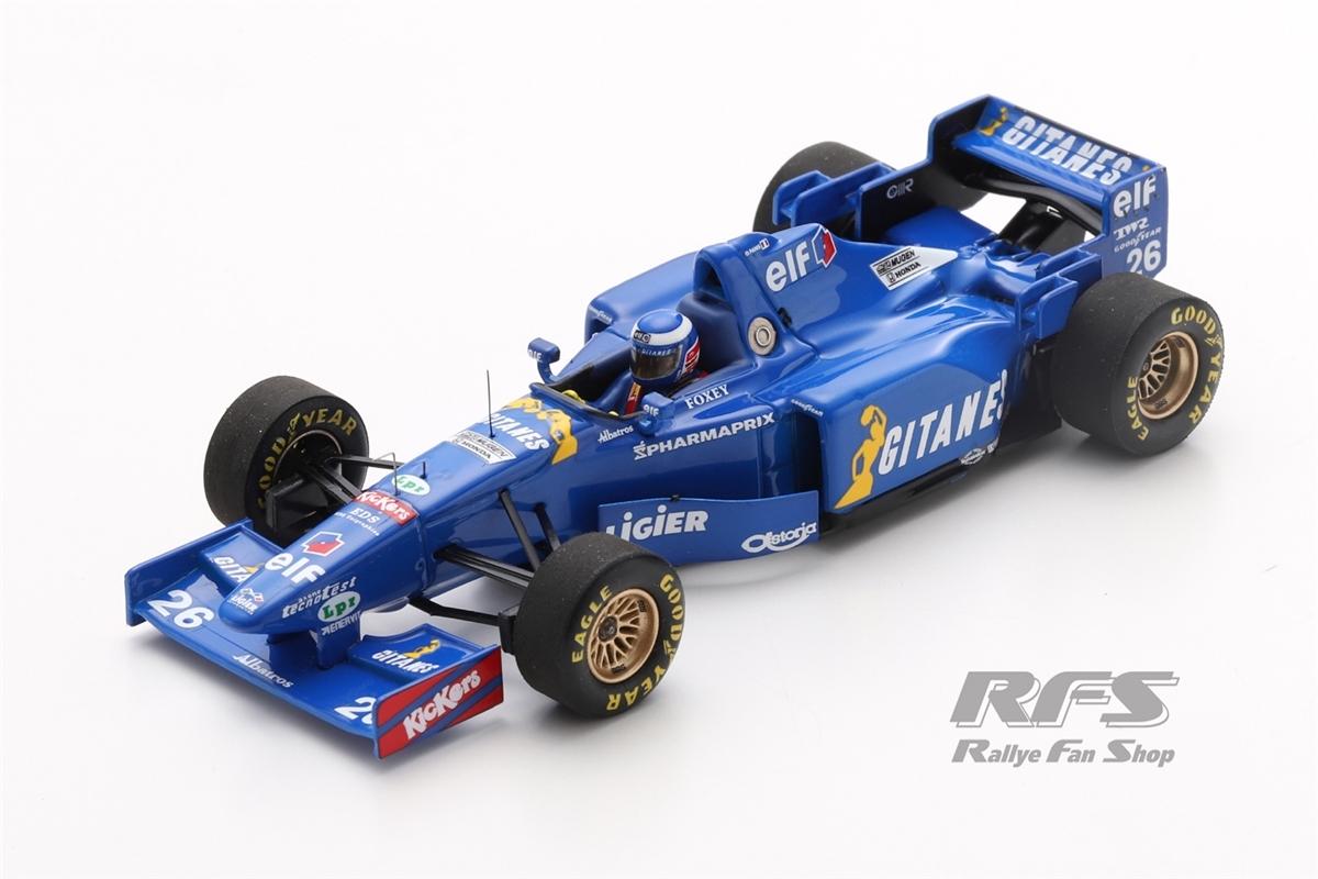 Ligier JS41 Mugen Honda - Olivier PanisFormel 1 GP Kanada 1995  -  # 261:43 - Spark 7410
