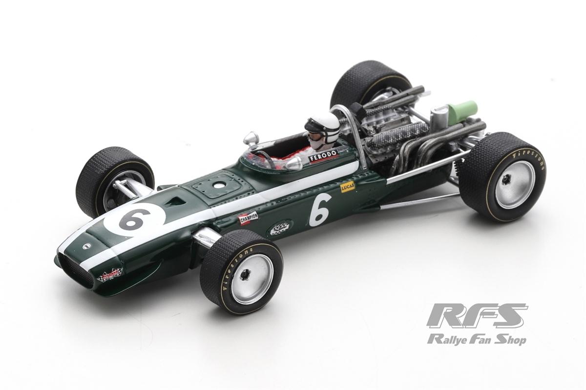 Cooper T86B BRM - Brian Redman Race of Champions 1968  -  # 6 1:43 - Spark 6980