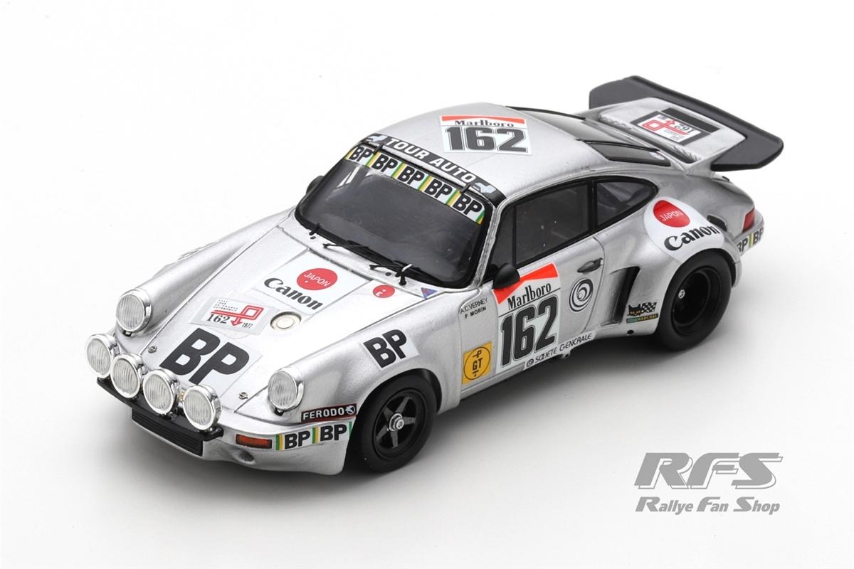 Porsche 911 RSR 3.0 - Tour de France 1977 Anny-Charlotte Verney / Denise Emmanuelli  # 162 1:43 - Spark SF 203