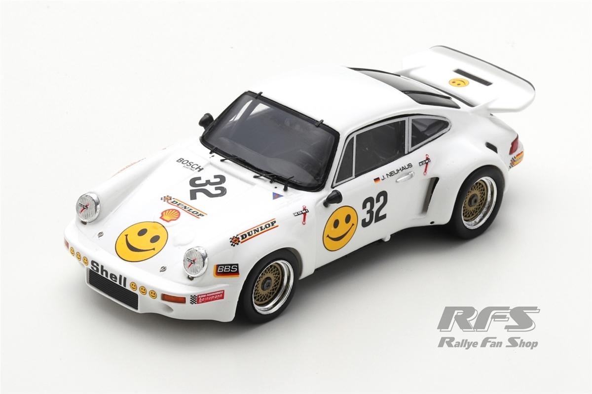 Porsche 911 RSR 3.0 - 1000 km Nürburgring 1976 Jürgen Neuhaus / Jürgen Barth  -  # 32 1:43 - Spark SG 513