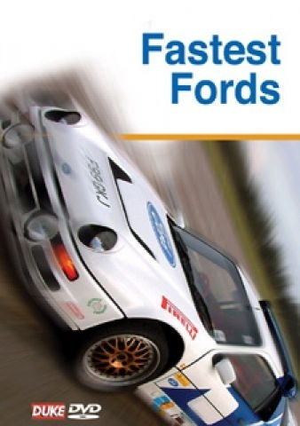 Fastest Fords - a Century of Speed Fastest Fords - A Century of Speed