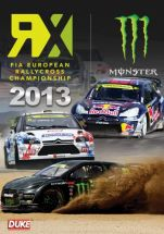 European RallyCross Championship<br/>Review 2013 - DVD