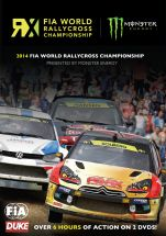 World Rally Cross Championship Review 2014<br/>DVD