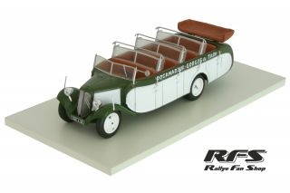 Citroen Type 23R Chassaing<br/>Bus 1947 - 1:43