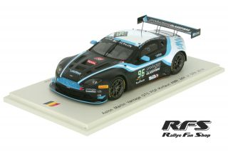 Aston Martin Vantage GT3<br/>Gaw/Dryburgh/White/Onslow-Cole<br/>24 Hours of Spa 2014 - 1:43