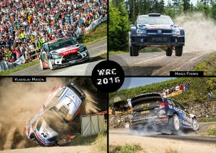 World Rally Calendar 2016<br/>Calendar