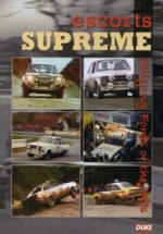 Escorts Supreme rallying Fords of the 70`s<br />\
