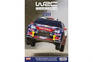 World Rally Championship<br />Review 2011<br />DVD