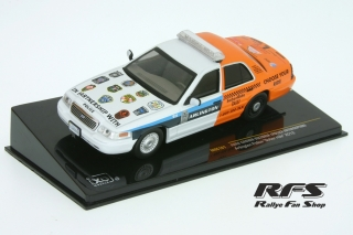 Ford Crown Victoria<br />Arlington Polizei 2012 - 1:43<br />Ford Crown Victoria