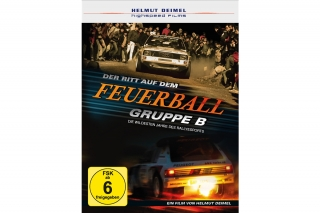 Group B - Riding Balls of Fire<br />Helmut Deimel<br />DVD