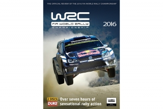 WRC - FIA World Rally Championship<br />Review 2016<br />DVD - Duke 4990