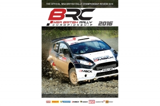 British Rally Championship<br />Review 2016<br />DVD - Duke 4991