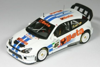 Ford Focus WRC<br />Rossi<br />Rallye Monza 2007