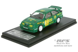 Ford Sierra Cosworth RS 500 - Kenneth Hansen<br />Rallycross EM Sweden 1991  -  # 1<br />1:43 - Trofeu GrB 04