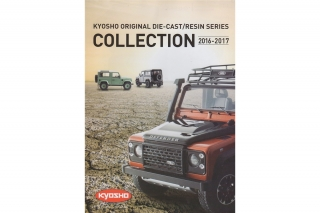 Kyosho<br />Katalog 2016-2017<br />Katalog - Catalogue