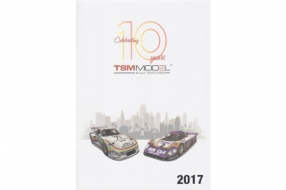 TSM Model - True Scale Models<br />Katalog 2017<br />Katalog - Catalogue