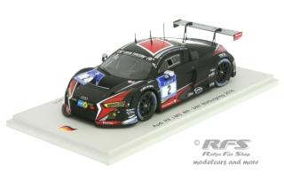 Audi R8 LMS GT3 Alessio Picariello Audi LMS Cup Champion 2017  1:43 Spark SA 133