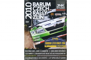 Barum Rallye 2010<br />DVD<br />Barum Rally 2010