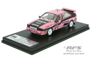 Audi Quattro - Cathy Caly  # 23<br />French Rallycross - Luneville 1987<br />1:43 - Trofeu GrB 05