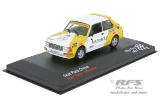 Rallye San Remo 1973 1:43 AL 1973-SR-001i Therier Alpine Renault A110 1800
