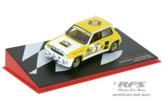 Rallye Finnland 1983 1:43 AL 1983-Fin-001f Audi Quattro A2 Mikkola // Hertz