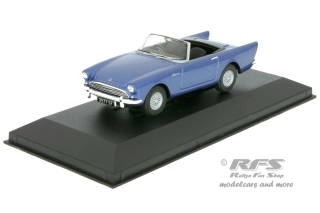 Sunbeam Alpine Series 2<br />1972 - blau<br />1:43 - Corgi Vanguards - VA 07007