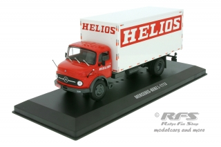 Mercedes Benz L 1113 - LKW<br />1969 - Helios Spedition<br />1:43 - IXO TRU 026
