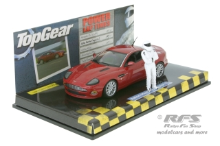 Aston Martin Vanquish S - 2004<br />Top Gear Power Lap  1:27,1 min<br />1:43 - Minichamps 519431372