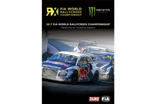 World RallyCross RX Championship<br />Review 2017<br />DVD - Duke 4436N