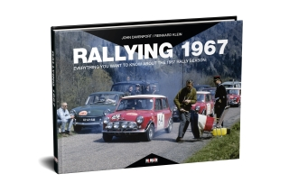 Rallying 1967<br />Rally Yearbook 1967<br />Buch - Book
