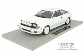 Toyota Celica GT-4 ST165 - Rallye WM 1991<br />Ready to Race Version - Carlos Sainz / Armin Schwarz<br />1:18 - Top Marques 044AW