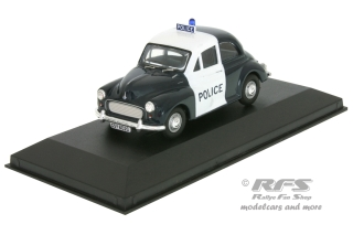 Morris Minor 1000 - Polizei Police<br />1968 - The Lothians and Peebles Constabulary<br />1:43 - Corgi Vanguards - VA 05809