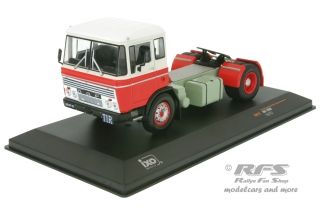 DAF 2600<br />1970 - red white<br />1:43 - IXO TR 013