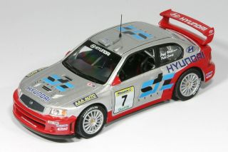 Hyundai Accent WRC<br />Beres / Stary<br />Prager Rallyesprint 2003 - 1:43